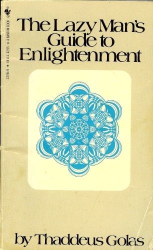 The Lazy Man's Guide to Enlightenment by Brand: Bantam Books