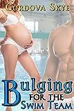 Bulging for the Swim Team (Bulging for Him Book 3)