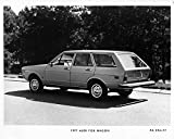1977 Audi Fox Station Wagon Automobile Photo Poster