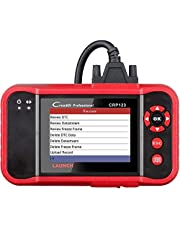 LAUNCH Creader CRP123 Engine/ABS/Airbag/Transmission Automotive Code Reader Launch CRP123 OBD2 EOBD Scanner,TPMS EL-50448 As Gift