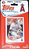 2013 Topps Los Angeles Angels of Anaheim Factory Sealed Special Edition 17 Card Team Set