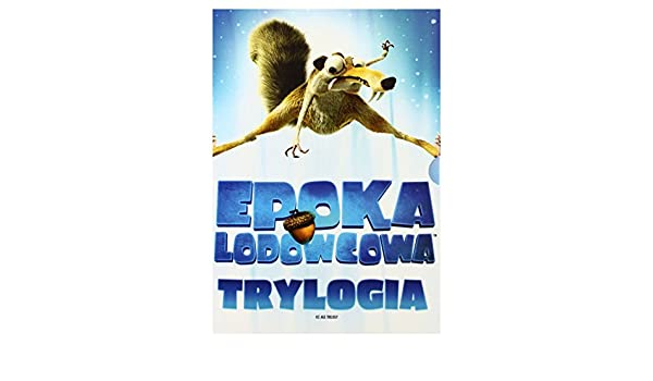 Amazon.com: Epoka lodowcowa Trylogia [BOX] [3DVD] (English audio): Seann William Scott, John Leguizamo, Jane Krakowski, Mindy Sterling, Denis Leary, ...