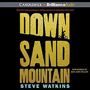 Down Sand Mountain Audiobook