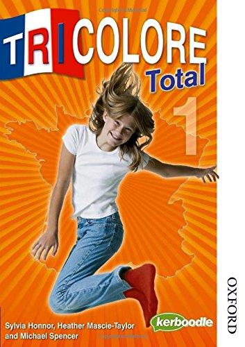 Tricolore Total 1: Student Book