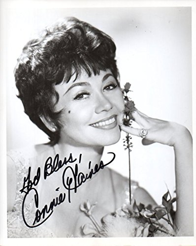 Connie Haines (D. 2008) Signed Autographed Glossy 8x10 - Mall Haines
