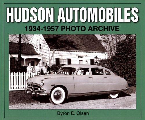 Hudson Automobiles 1934-1957 Photo Archive