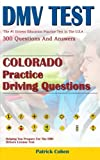 Colorado DMV Permit Test: 200 Driver's Test