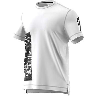 adidas Harden tee 2 Camiseta de Baloncesto, Hombre: Amazon ...
