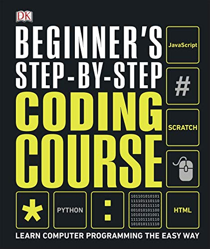 Image for Beginner's Step-by-Step Coding Course