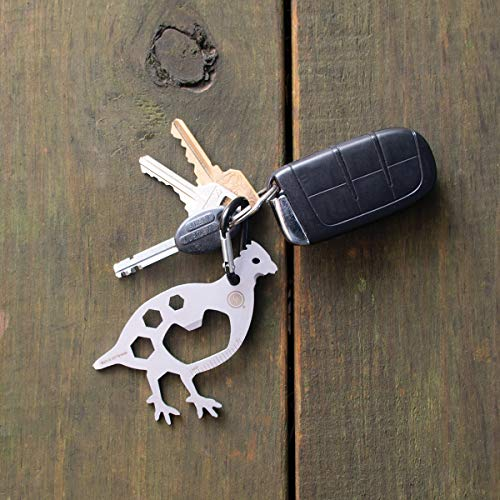 UST 20-12464 Stainless Steel Tool Bobwhite Quail Long Multi-Tool - http://coolthings.us