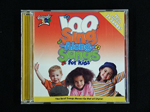 Price comparison product image 100 Sing Along Songs For Kids Vol 1