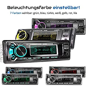 51G4ih0TllL. SS300  - XOMAX-Car-Radio-1-DIN