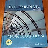 Elementary and Intermediate Algebra, Dugopolski, Mark, 0072918845