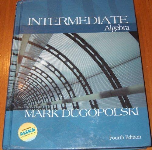 Intermediate Algebra 4th