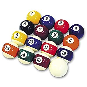 Pool-Ball-Satz Favorite 57,2/60,2 mm