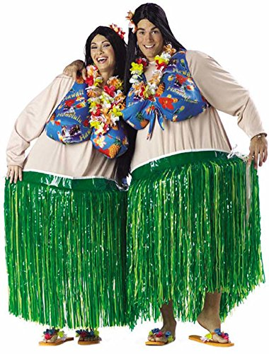Adult Hula Dancer Costume Size product image