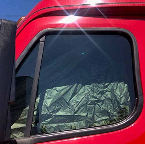 Not Bulky and Easy to Use Ditch The Cardboard! Truck N Shadez : Truck Sun Shade for Any Make or Model Truck UV Safety