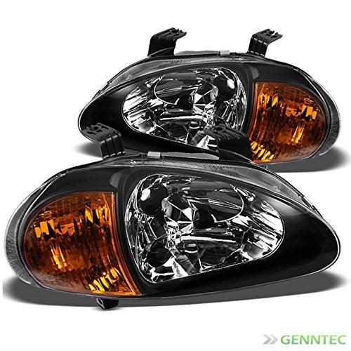 1994 honda headlights - 2