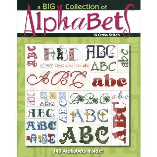 ollection Of Alphabets Cross Stitch Book (Cross Stitch Alphabet Books)