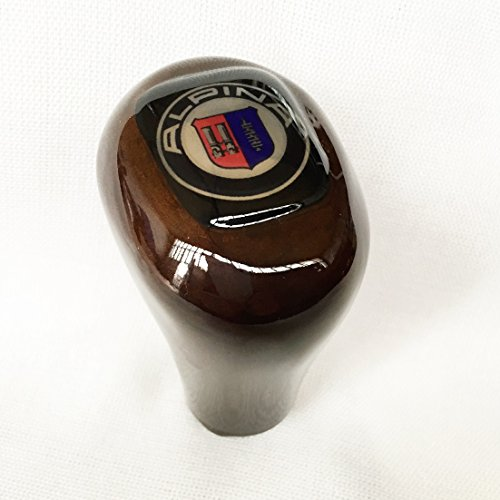 BMW ALPINA Wood Gear Shift Knob ///M E10 E12 E9 E3 2002 (Bmw Wood)