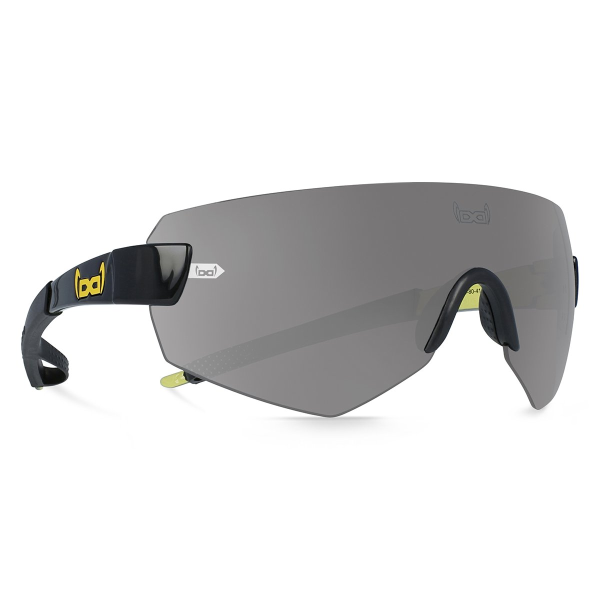 Gloryfy unbreakable eyewear Sonnenbrille G9 XTR Jan Ullrich, schwarz gelb