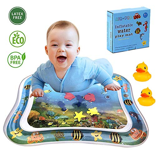KINGSOO Infant Toys Tummy Time Water Play Mat Baby for sale  Delivered anywhere in USA
