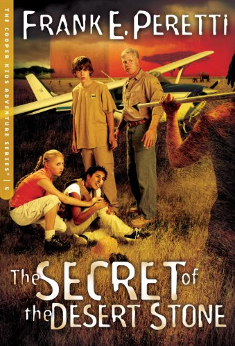 The Secret of the Desert Stone (The Cooper Kids Adventure Series ()