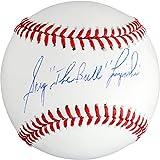 Greg Luzinski Philadelphia Phillies Autographed Baseball with The Bull Inscription - Fanatics Authentic Certified