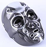 Gmasking Resin Harry Potter Death Eater Mask Collection Replica+Gmask Keychain