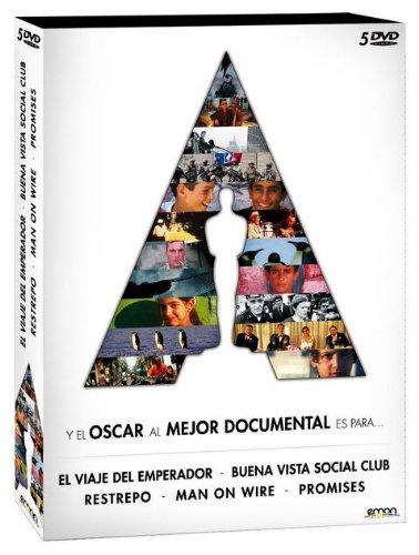 Pack 5 Documentales Oscar: Man On Wire + El Viaje Del Emperador + ...