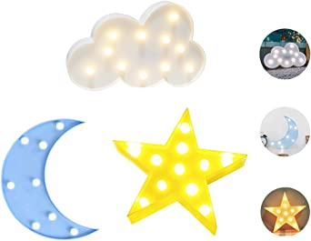 Amazon.com: Luces nocturnas para niños, luces LED ...