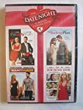 The Date Night 4-Movie Collection (The Ugly Truth/The Back-Up Plan/The Bounty Hunter/How Do You Know)