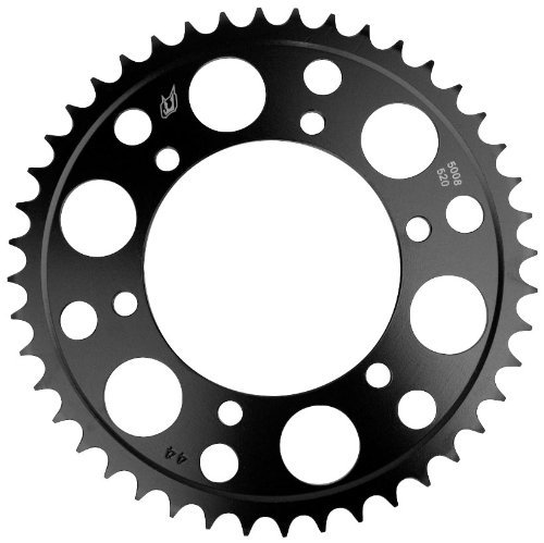(2009 Yamaha FZ6R 520 Steel Rear Sprocket - 48T, Manufacturer: Driven Products, DRIVEN SPKT)