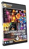Kyпить Learning Adobe Flash CS6 - Training DVD - Tutorial Video на Amazon.com