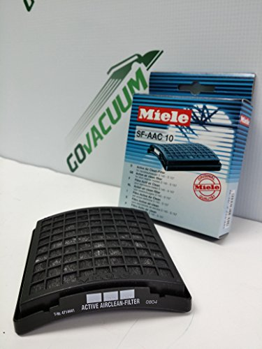 Miele Original Active Air Clean Filter Part# Sf-aac 10