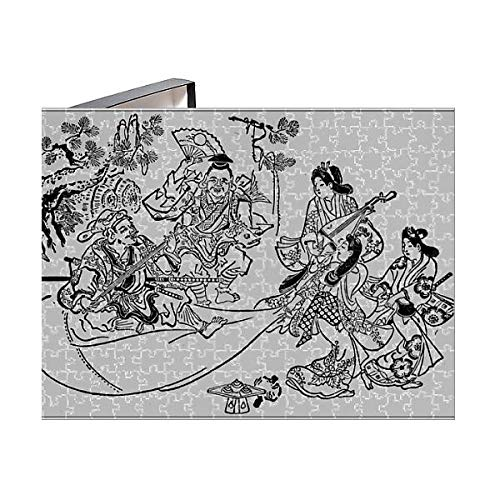 Media Storehouse 252 Piece Puzzle of Antique Japanese for sale  Delivered anywhere in USA