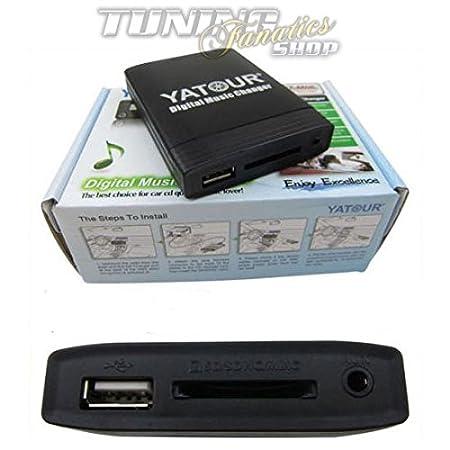 USB SD MP3 AUX In CD Wechsler Adapter für Motorrad K1200LT Radio Becker Business