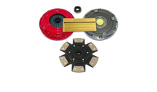 EFT etapa 3 Kit de embrague y volante 95 - 99 Eclipse Base RS GS Talon Esi L N/T: Amazon.es: Coche y moto