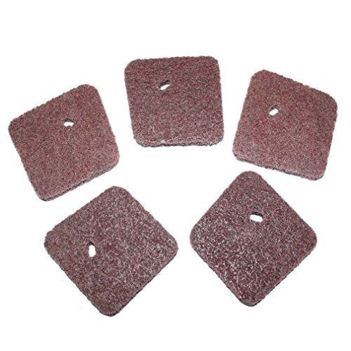 New Pack of 5 Air Filter fit for Stihl FS38 FS45 FS46 FS55 HS45 FC55 # 4140-124-2800