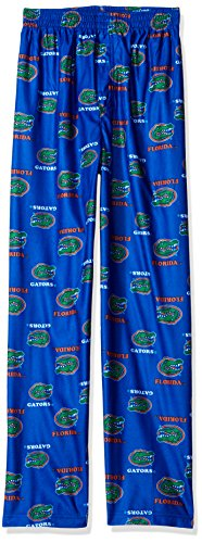 NCAA by Outerstuff NCAA Florida Gators Youth Boys Team Color Printed Pant, Royal, Youth Large(14-16) ()