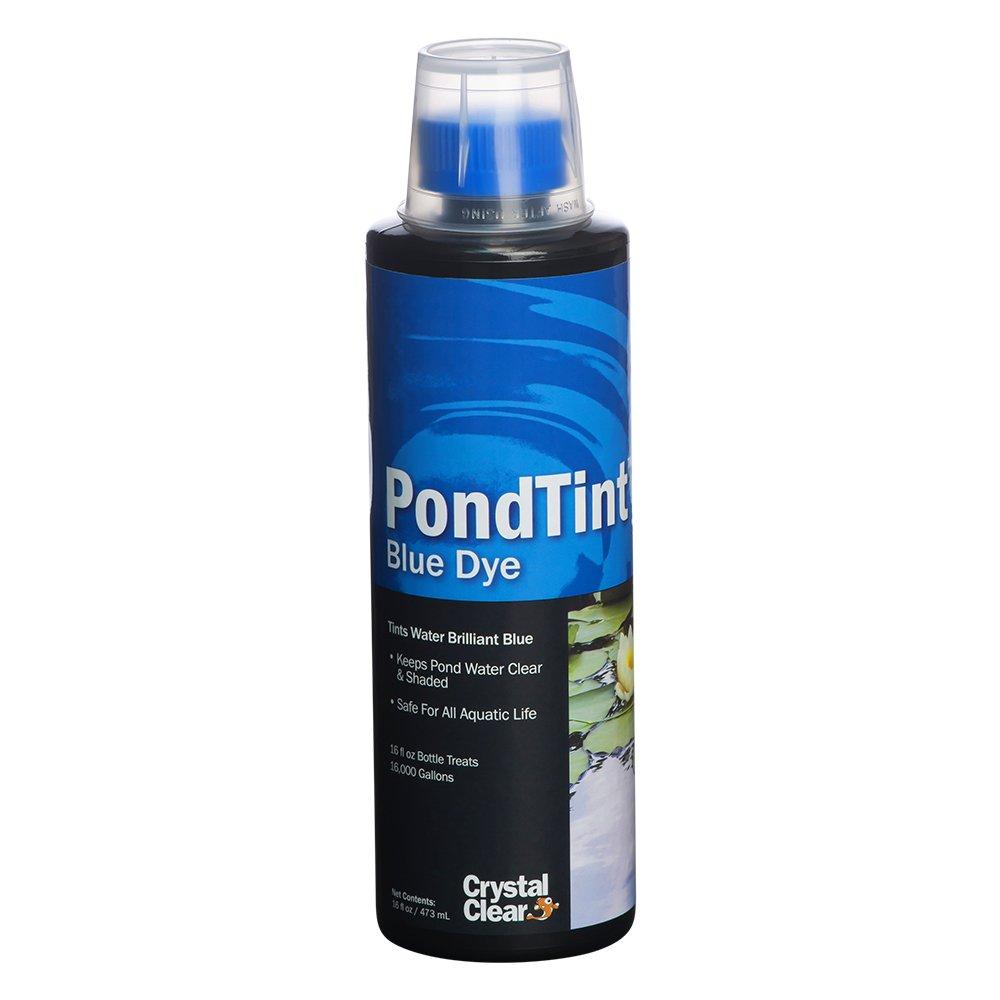 CrystalClear PondTint Blue, 16 fl. oz.
