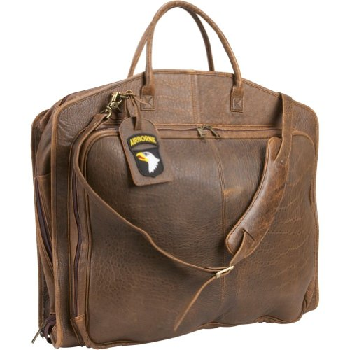 Scully Aero Squadron Garment Bag – Antique Brown, Bags Central