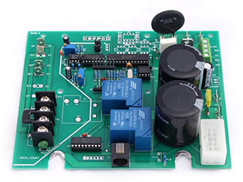 Optimum Pool Technologies Main Circuit Board PCB Replacement for Hayward Aqua Rite Salt Systems