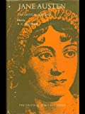 img - for Jane Austen: A critical Heritage book / textbook / text book
