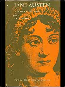 critical essays on jane austen edited by b.c. southam The standard edition of jane austen's works was edited by rw here is a selective bibliography on jane austen: southam, bc jane austen: the critical.