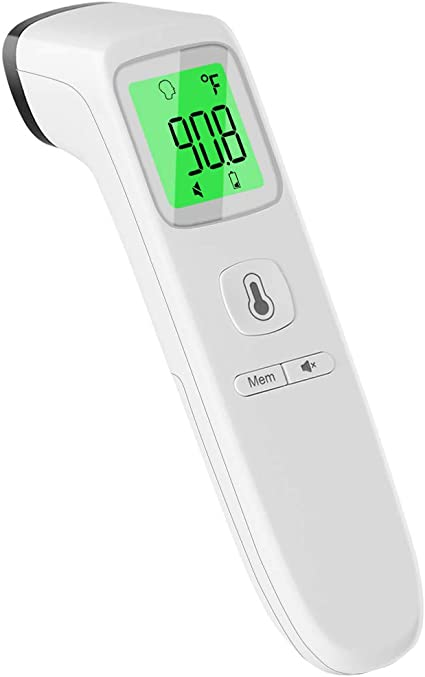 Thermometer infrared digital thermometer infrared non contact with alarm