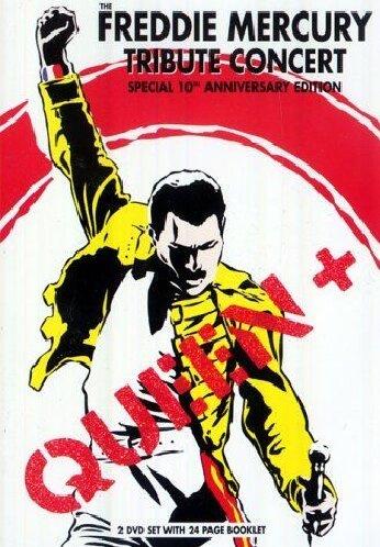 The Freddie Mercury Tribute Concert by
