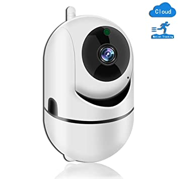 1080P HD Wireless WiFi Camera SD Tarjeta Cloud A Dos Vías IR Audio ...