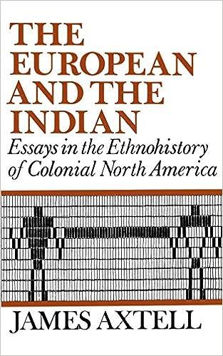 essay on native american history