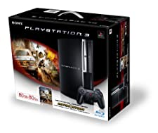 Sony PlayStation 3 80GB Console (Includes Motorstorm)